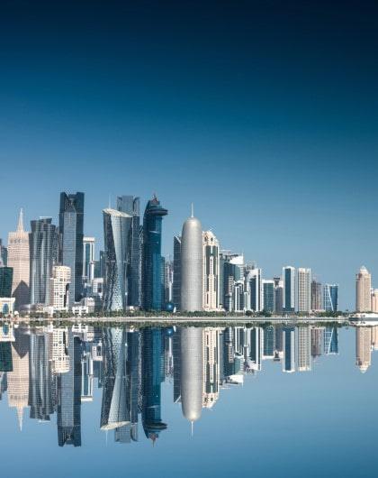 visual of doha
